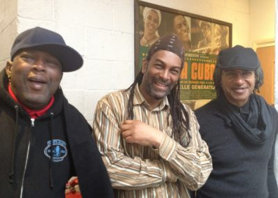 Cuttie Williams with Sly & Robbie