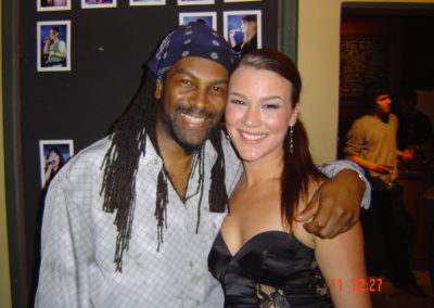 Cuttie Williams with Joss Stone